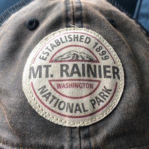 a25bd6d2b8a127 legacy Accessories | Mt Rainier National Park Hat | Poshmark